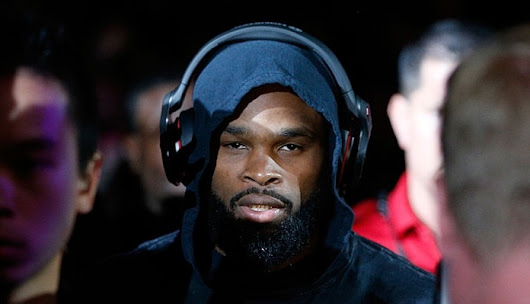 "Tyron Woodley talks hand injury and says he'll ""probably"" fight in January 