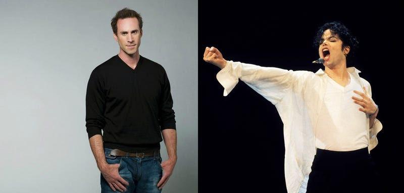 Joseph Fiennes interpretará a Michael Jackson en una película sobre el 11 de septiembre