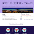 Travel Bromo | Piktochart Visual Editor