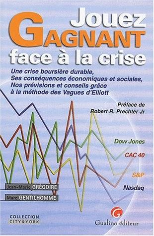 Une crise boursiere et forex