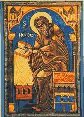 Święty Beda Czcigodny