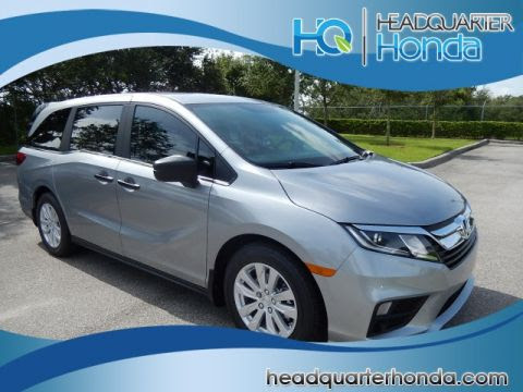 New Honda Odyssey In Clermont
