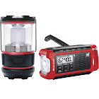 Midland EL500VP E+Ready Lantern Emergency Crank Radio Kit