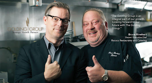 The Golding Group and Rococo Restaurants End Agency of Record Working Relationship.