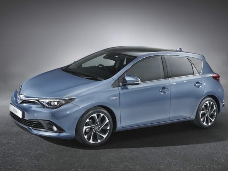 2016 Toyota Auris review