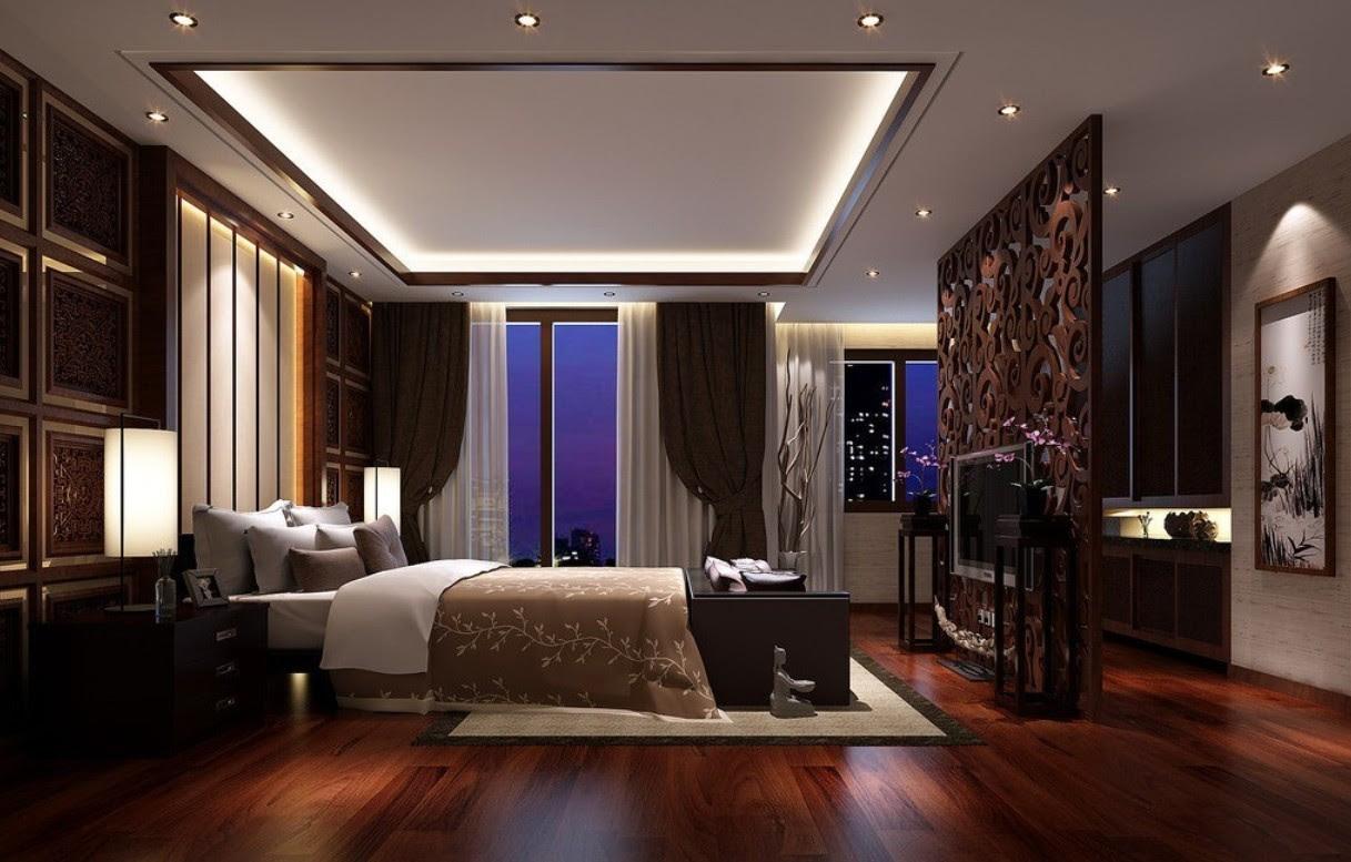 33 RUSTIC WOODEN FLOOR BEDROOM DESIGN INSPIRATIONS ...