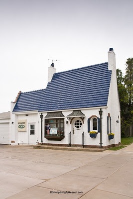 Freitag's Pure Oil Station, Green County, Wisconsin