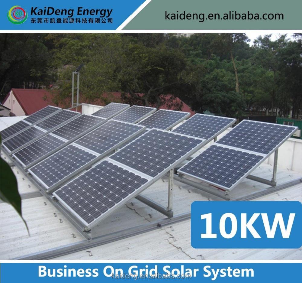 Solar Energy Installation Panel 1 Kilowatt Solar Panel