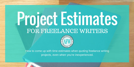 Time Estimates in Quoting Freelance Writing Jobs - All Freelance Writing