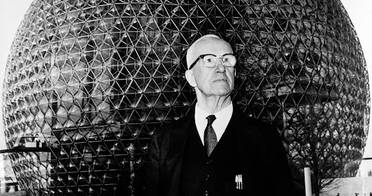 53 Lessons Buckminster Fuller Has Taught Me About Life