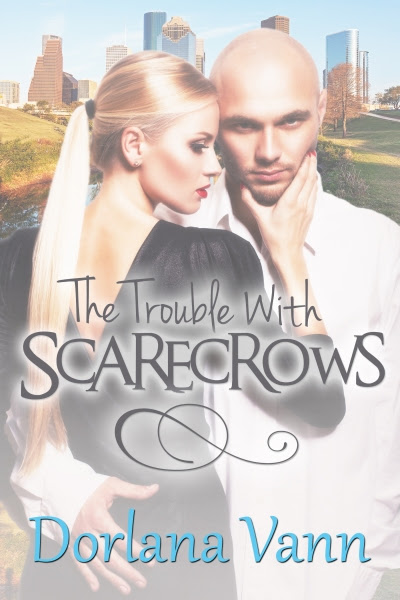 The Trouble with Scarecrows is available to Pre-Order