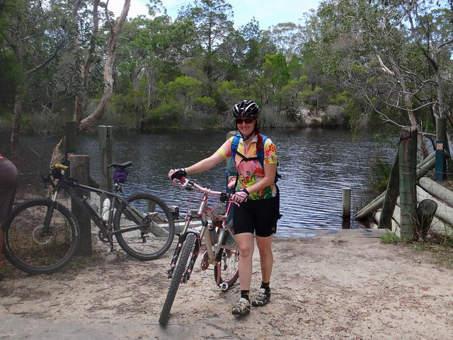 Nic by the Noosa River
