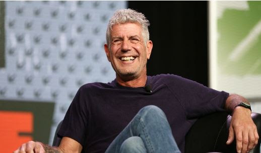 Trump in trouble as Chef Bourdain threatens to poison him if... - Vanguard News