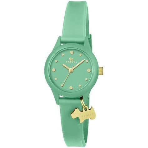 Radley Ladies watch it teal silicone watch ry2492