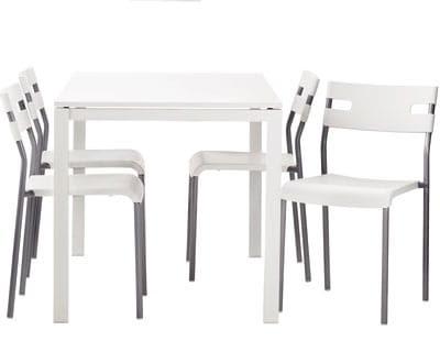 table et chaises de terrasse table et chaises de cuisine ikea. Black Bedroom Furniture Sets. Home Design Ideas