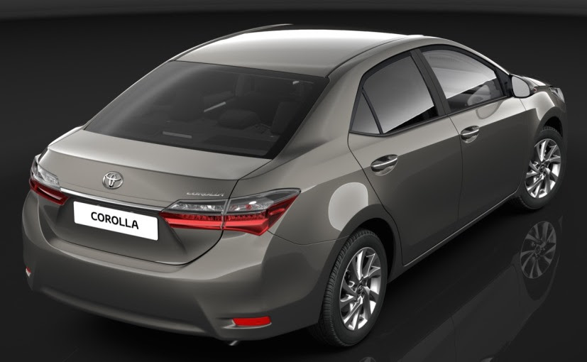 Toyota Corolla 2017 New Shape Price And Availability In - new model of toyota corolla