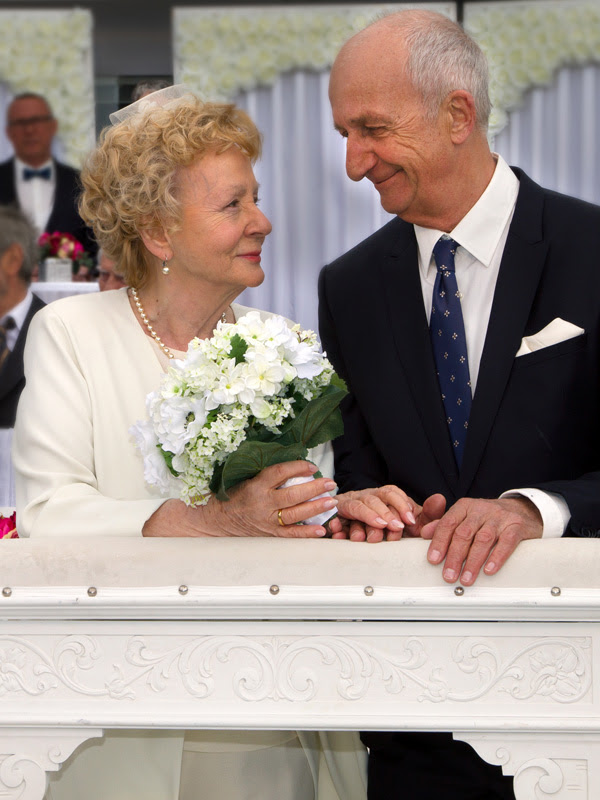 Verheiratet Sebastian Ströbel Hochzeit
