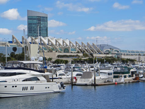 San Diego Convention Center - San Diego USA