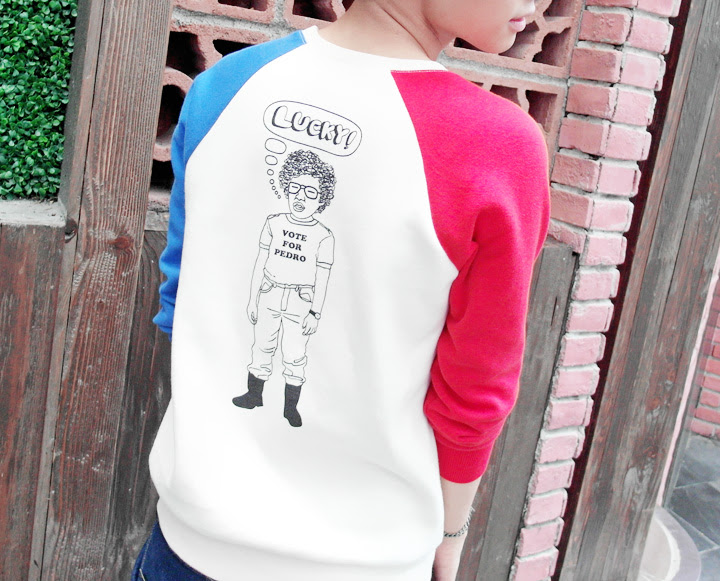 cute pullover back
