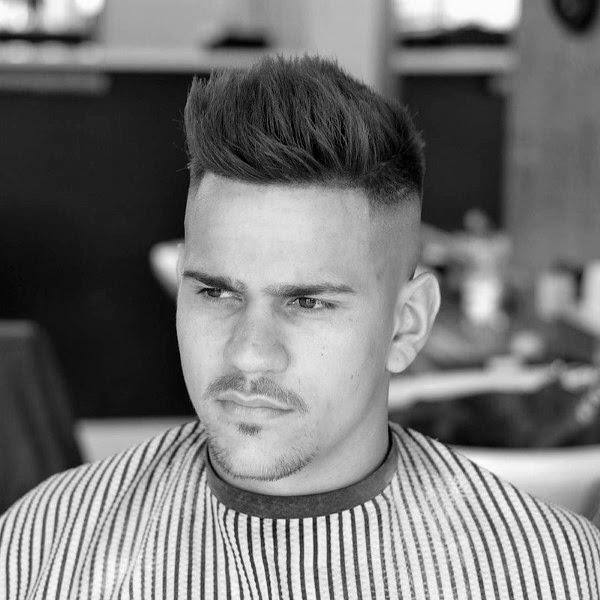 Kurze Frisuren Für Männer Mit Dünn Haar Kunstopde