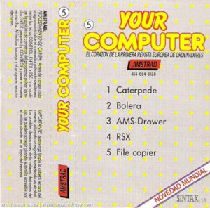 Your Computer Amstrad (5)