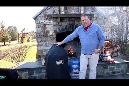Weber Smokey Mountain Barbeque Smoker Review