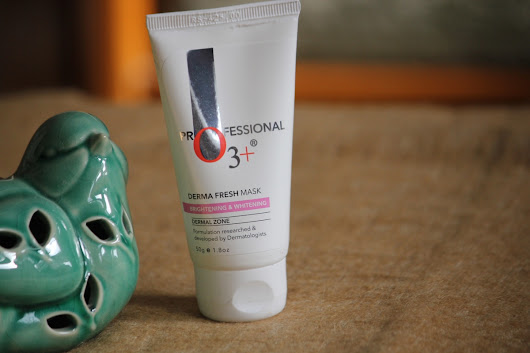 Review – O3 + Professional Derma Fresh Mask