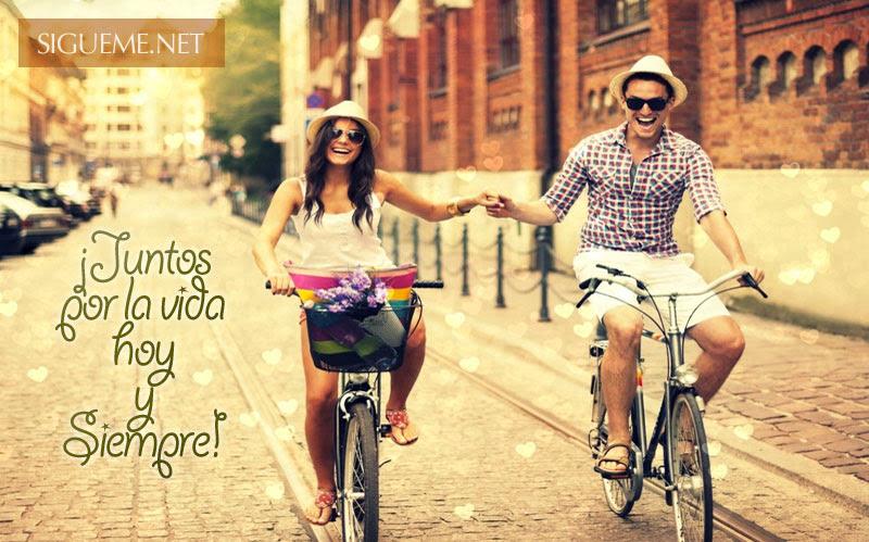 Juntos Por La Vida Hoy Y Siempre Imagenes De Amor