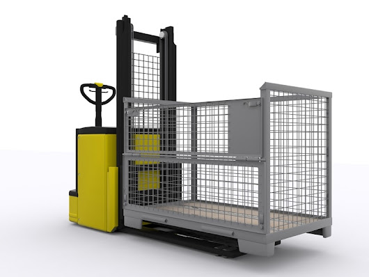 5 Tips for Selecting the Best Metal Pallet Cage Suppliers