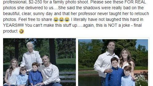 'You can't make this stuff up:' Hillsboro family's photos go viral | Metro |