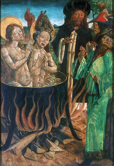 Resultado de imagem para saint cyprian and saint justin