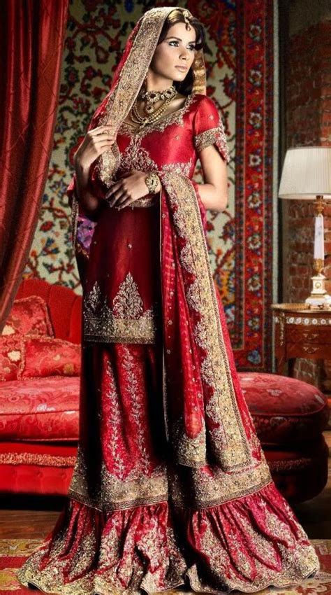 Bridal Wear For Indian Ladies   Bollywood Gallery