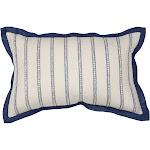 KAS Rugs Nautical Stripes Decorative Pillow