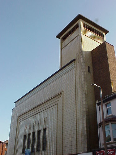 former Odeon Cinema, Blackpool