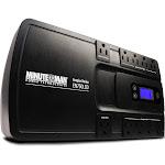 Minuteman EnSpire EN750LCD UPS - 450W - 750 VA