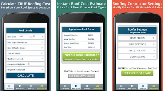 8 Best Roofing Apps for Android (and iPhone)
