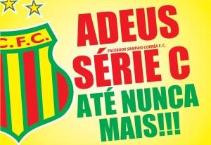 Imagem: Facebook Sampaio Corrêa FC