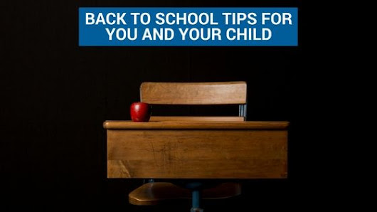 Back to School Tips for You and Your Child | Hudson Montessori School Blog