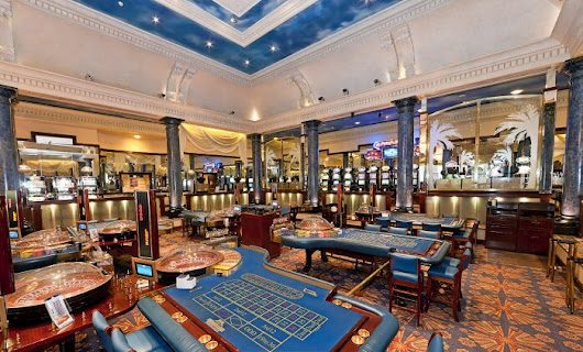 Le Grand Casino La Mamounia marrakech, Casinos Maroc