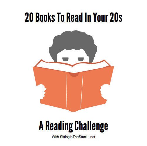 20 Books To Read In Your Twenties - Sitting In The Stacks