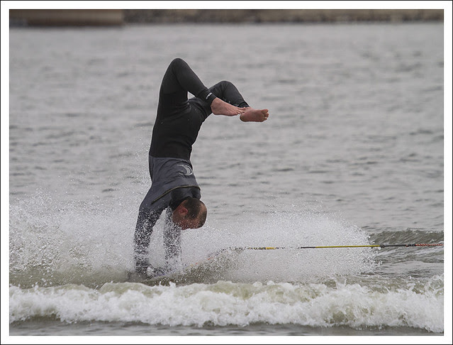 Waterskiing On The Mississippi 2014-01-01 1