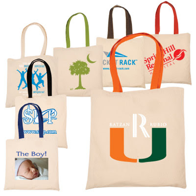 Use Custom Tote Bags for Business Exposure - Promo Excitement
