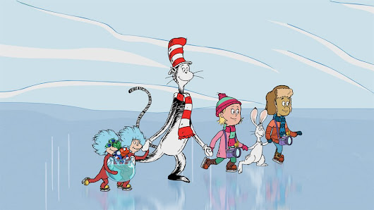 Celebrate Dr. Seuss' birthday this February with The Cat in the Hat! {DVD Giveaway} » Connected2Christ