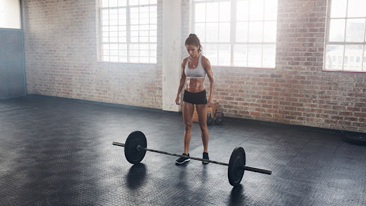 No, You Won't Get 'Bulky': Why Every Woman Should Lift Weights