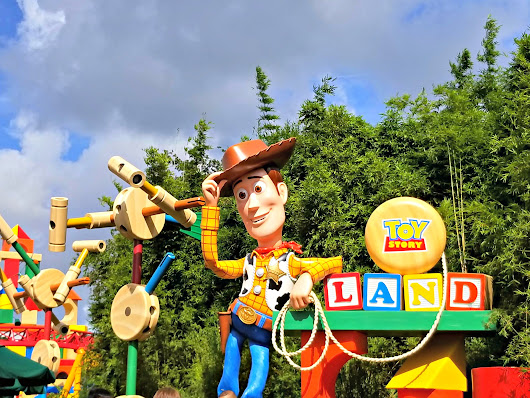 Enjoy Toy Story Land at Disney's Hollywood Studios - Funtastic Life