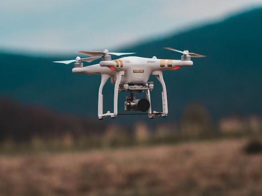 5 Ways Drone Technology Has Helped Make Big Budget Films - Video Entrepreneur Magazine