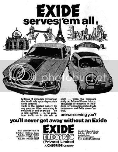 Ad10, Cheetah Magazine December 1978