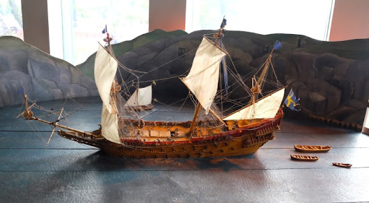 Hop-On to the Vasa with me!