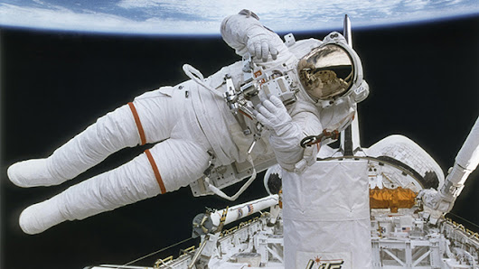 NASA Spacesuits: What are they made of?