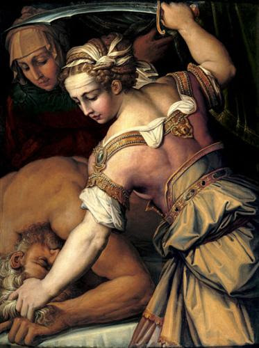 Judith and Holofernes - Giorgio Vasari